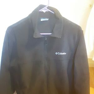 Columbia Fleese Zip Up